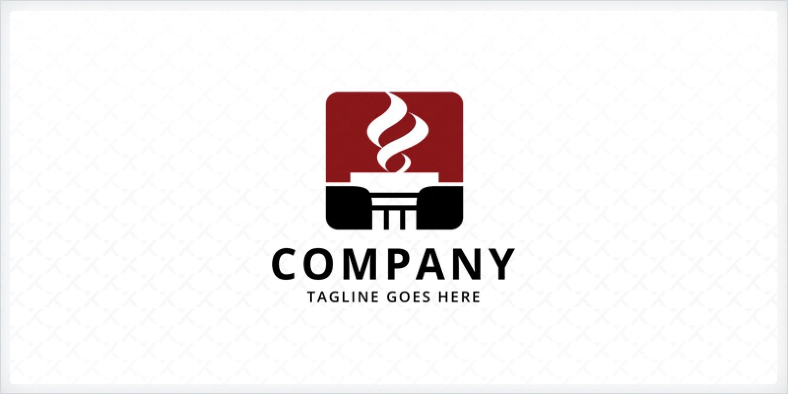 Pillar Torch - Law Firm Logo Template - Miscellaneous Logo Templates ...