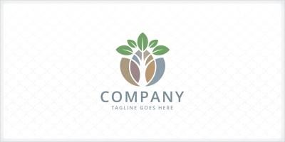 Serenity - Tree Logo Template