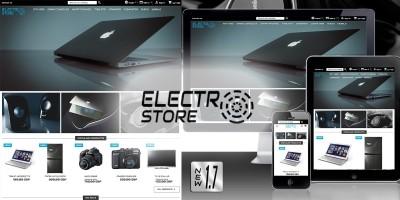 Electro Store PrestaShop Theme