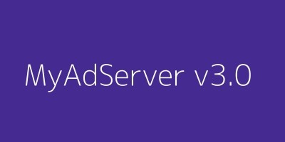 MyAdServer - Advertising Platform PHP