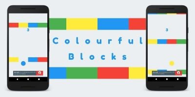 Colourful Blocks - Android Game Source Code