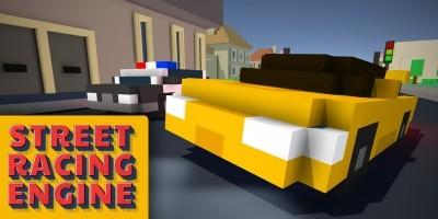 Street Racing Engine - Unity Source Code