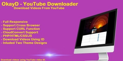 OkayD - YouTube Video Downloader Script