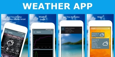 Weather App - Android Source Code