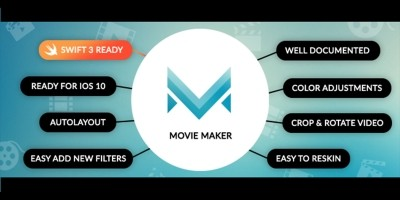 MovieCreator Pro - iOS Video Editor Tool