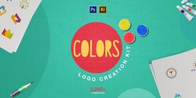 Colors Logo Creation Kit