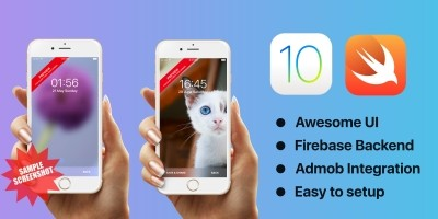 Blur Wallpapers - iOS App Source Code