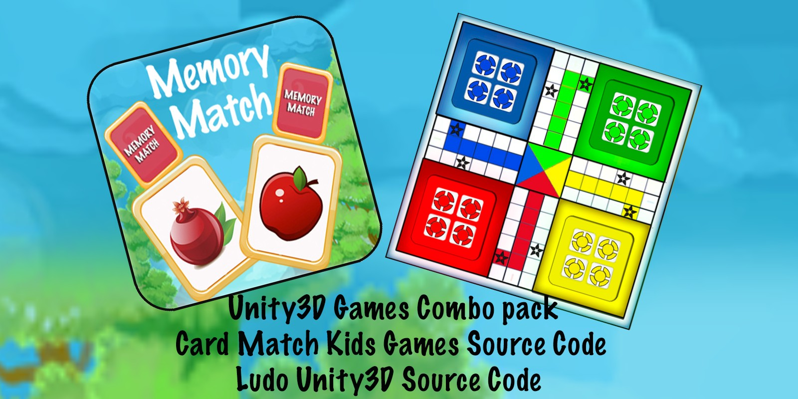 2 Games Bundle Unity3D With Admob Ads 1