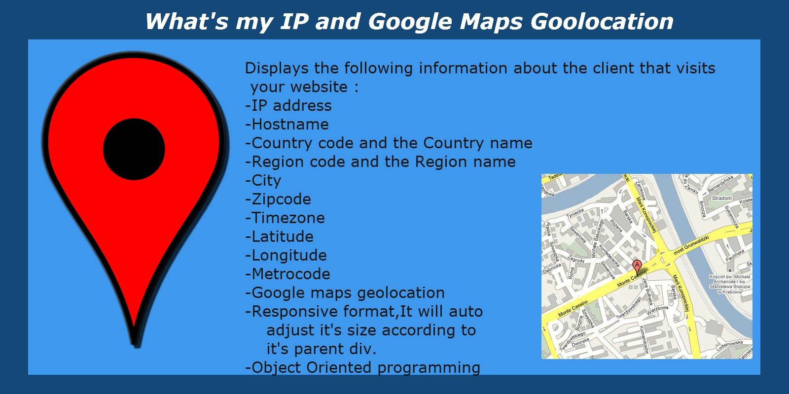 What Is My IP With Geolocation