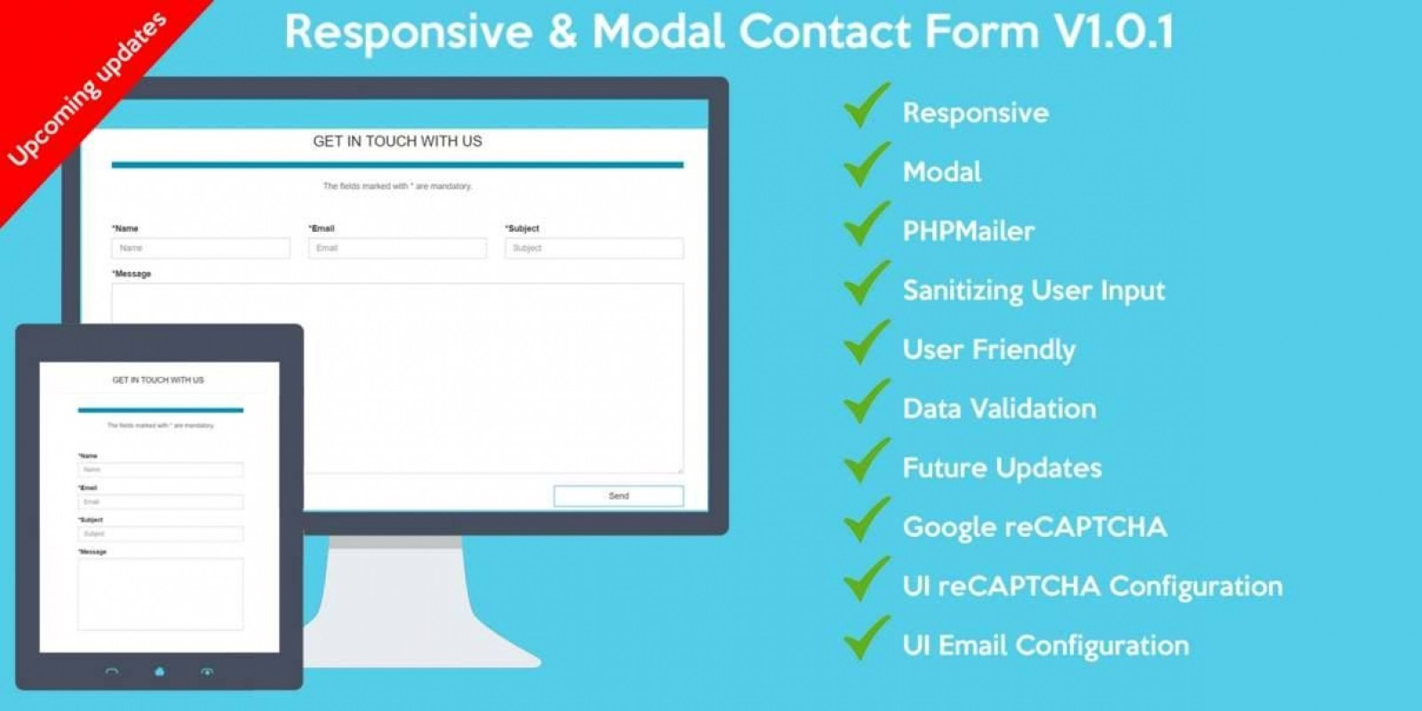 Responsive and modal contact form php form scripts generators responsive and modal contact form falaconquin