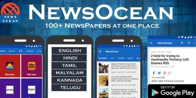 NewsOcean - News App Android Source Code