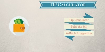 Tip Calculator - Android Source Code