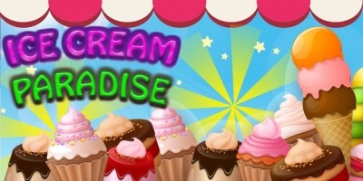 Ice Cream Paradise - iOS Game Source Code