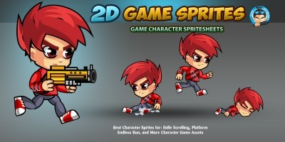 2D Game Character Sprites 4