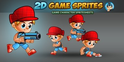 2D Game Character Sprites 5