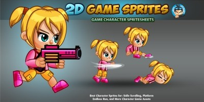 2D Game Character Sprites 7