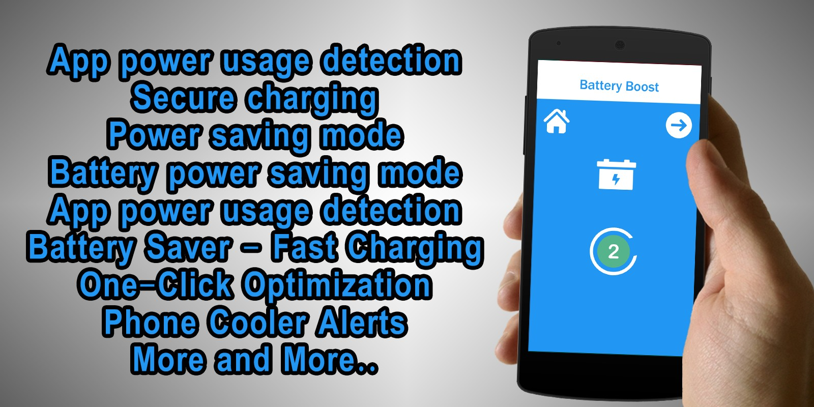 Battery Saver - Android Source Code