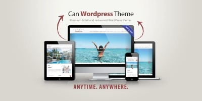 Can - WordPress Theme