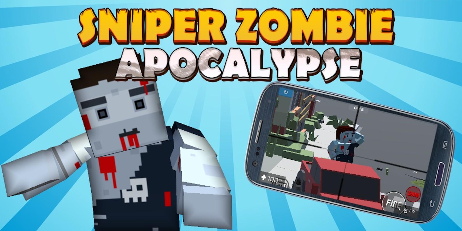 Sniper Zombie Apocalypse - Unity Complete Project