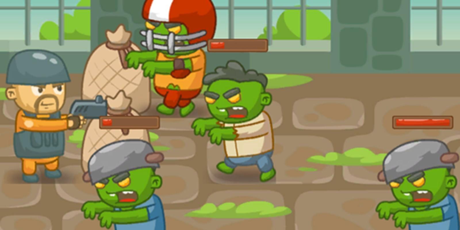 Zombie Defense - Unity Source Code