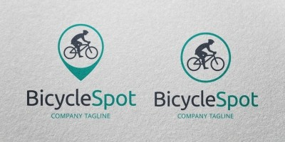 Bicycle Spot - Logo Template