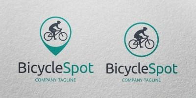 Bicycle Spot - Logo Template