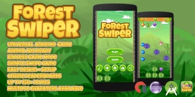 Forest Swiper - Android Source Code