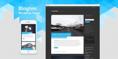 BlogInn - Bold Theme For WordPress