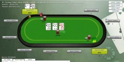 Flash Poker - Multiplayer Poker PHP Script