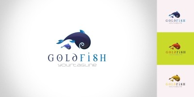 Goldfish - Logo Template