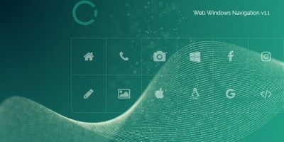 Web Windows Navigation