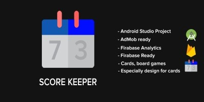 Score Keeper - Android Source Code
