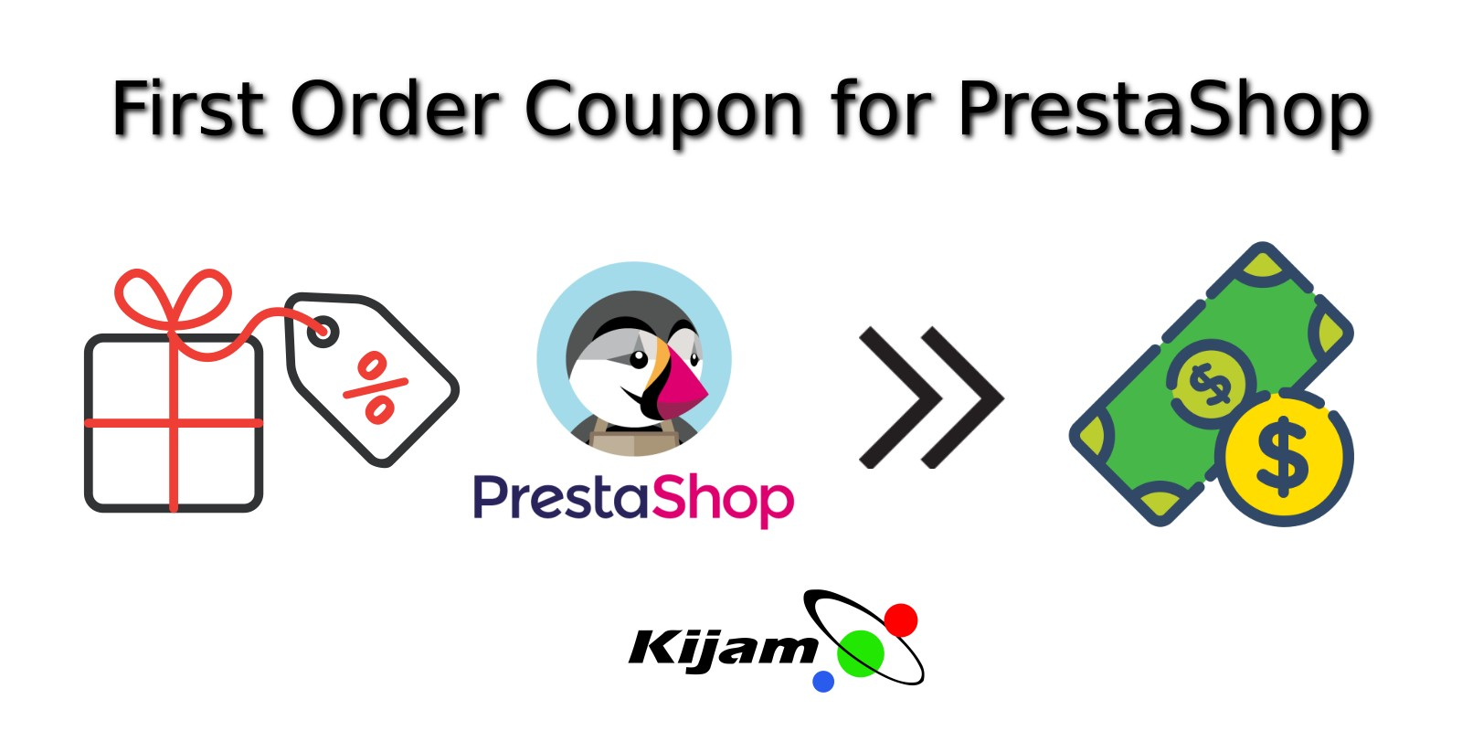 Add First Order Coupon For PrestaShop