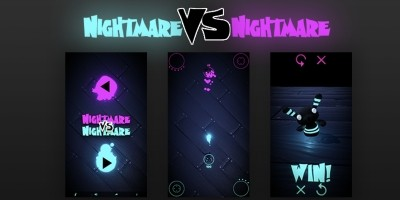 Nightmare Vs Nightmare - Unity Source Code