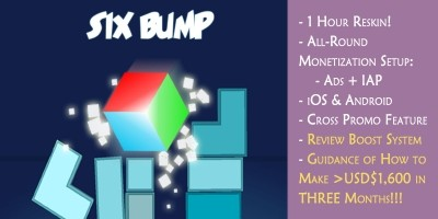 Six Bump - Complete Unity Project
