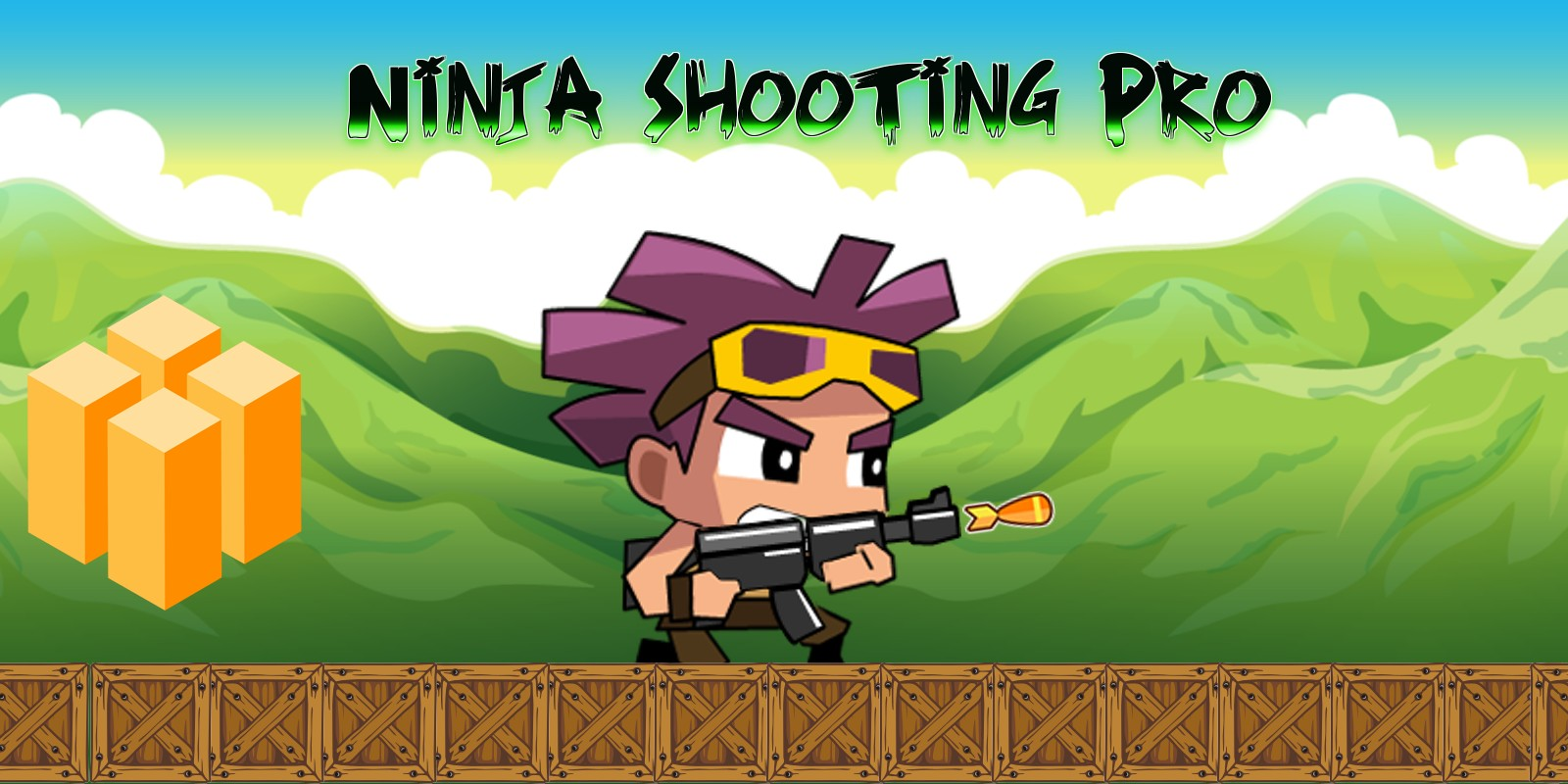 Ninja Shooting Pro - BBDOC Buildbox Project