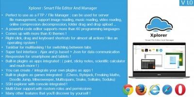 Xplorer - Smart File Manager And Editor