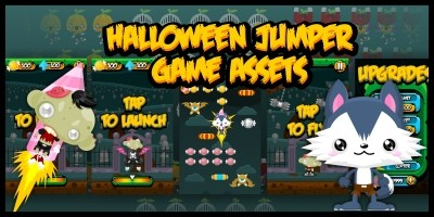 Jack & Friends - Jumping Game Sprites