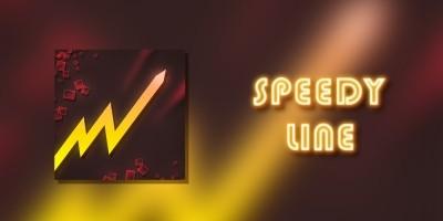 Speedy Line - Buildbox 2 Template