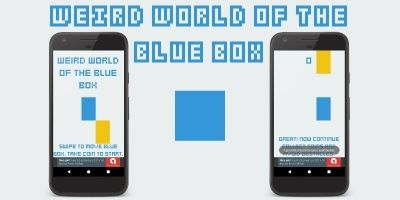 Blue Box - Android Game Source Code