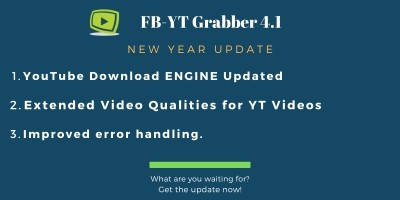 Facebook Youtube Video Downloader - FB-YT Grabber