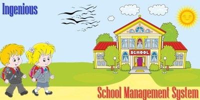 Ingenious School Management System