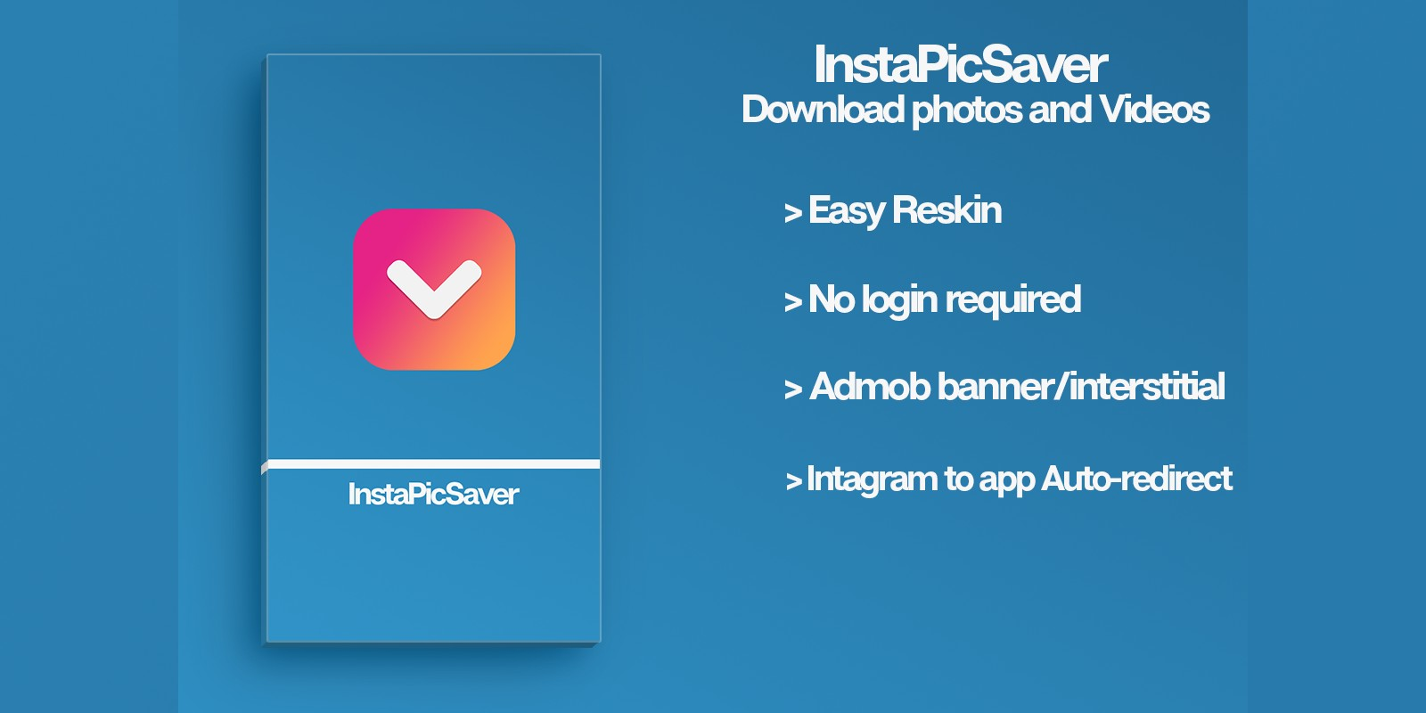 InstaPicSaver - Android Instagram Downloader