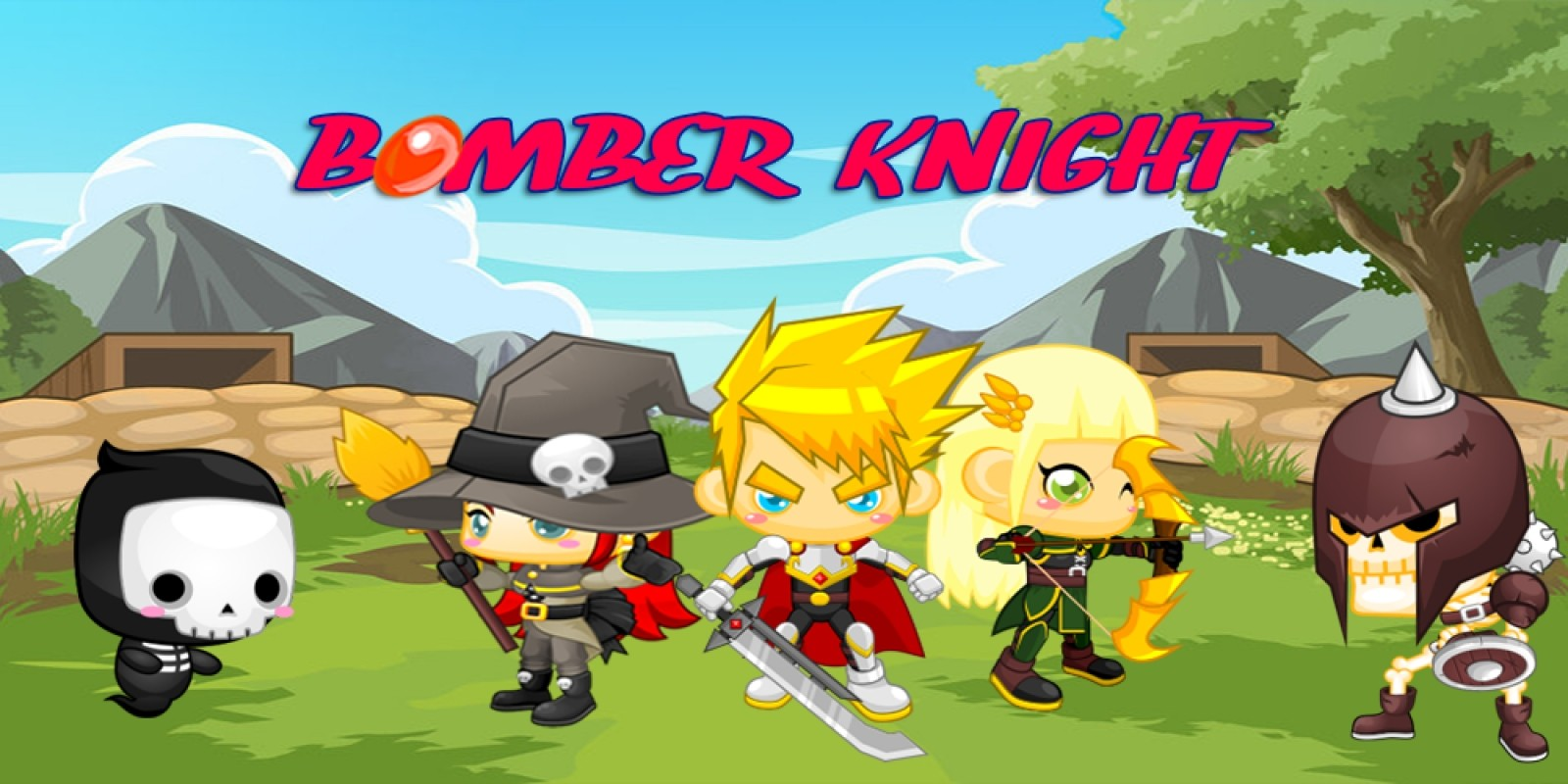 Bomber Knight - Android Source Code