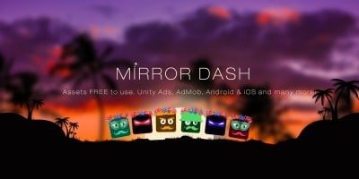 Mirror Dash - Unity Source Code
