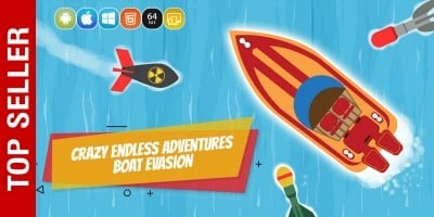Endless Water Adventures - Complete Unity Project