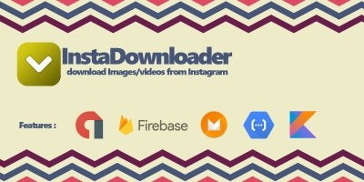 InstaDownloader - Instagram Downloader