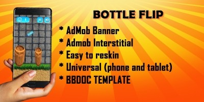 bottle flip challenge - Buildbox - BBDOC