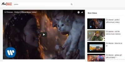 Youtube Search And Download With API