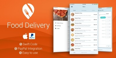 DeliveryAmp - iOS App Source Code